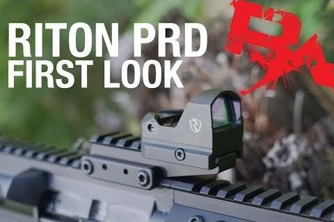 Riton Optics PRD - FIRST LOOK