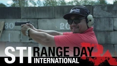 RANGE DAY with STI International