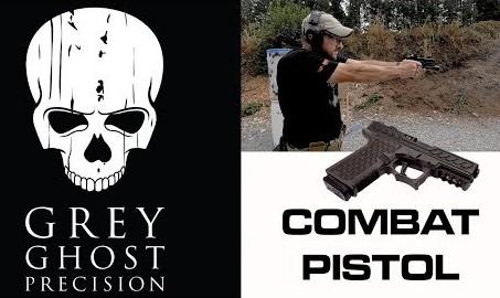 Grey Ghost Combat Pistol