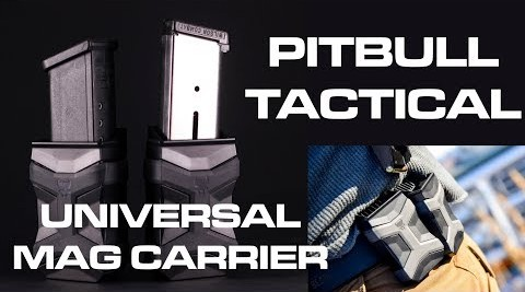 Pitbull Tactical Pistol Mag Pouch