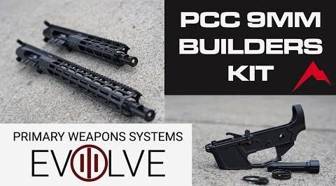 PWS PCC 9mm Builders Kit
