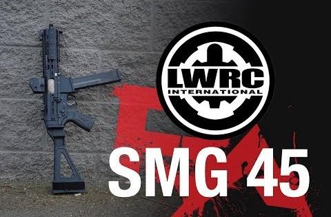 LWRC SMG 45