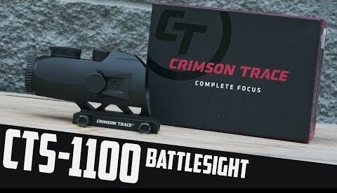 Crimson Trace Battlesight GIVEAWAY