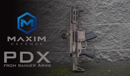 Maxim Defense PDX