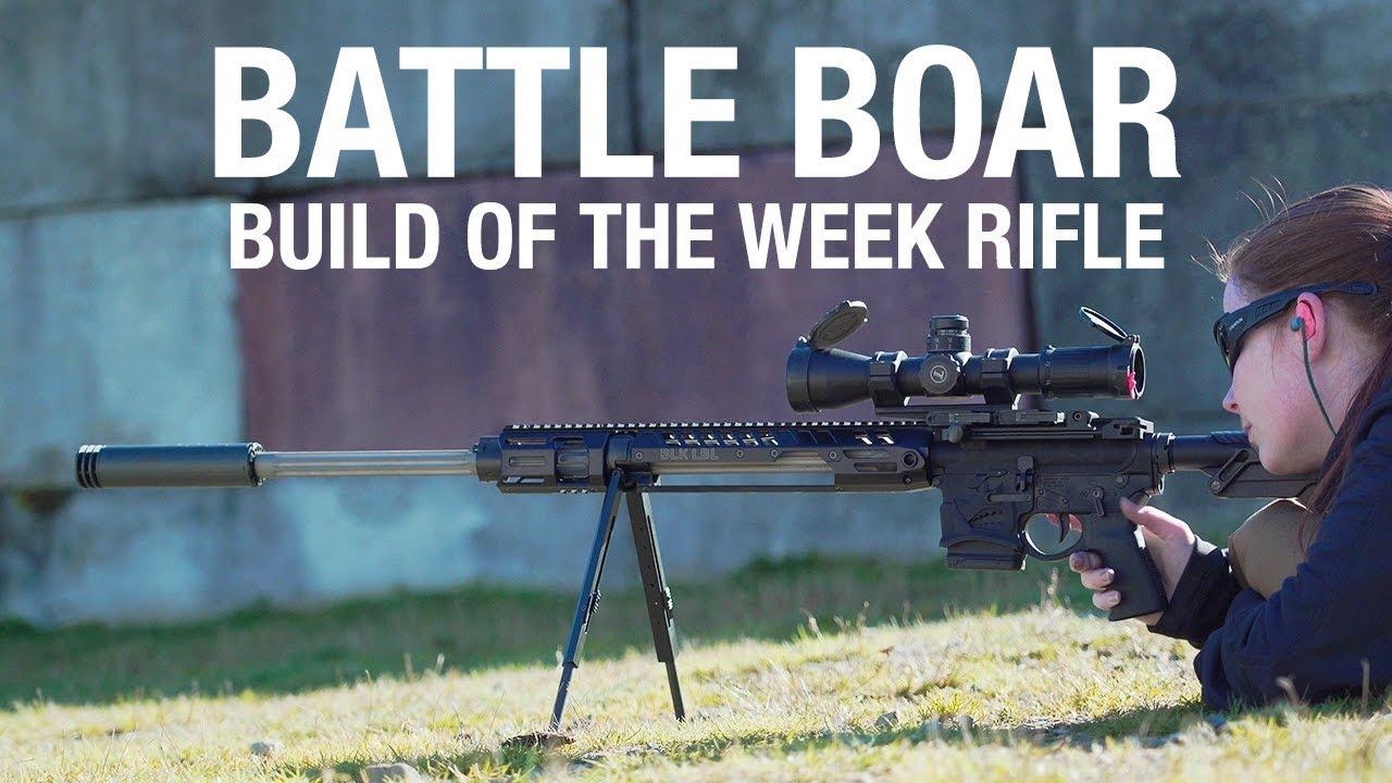 Battle Boar (Build of the Week Rifle)