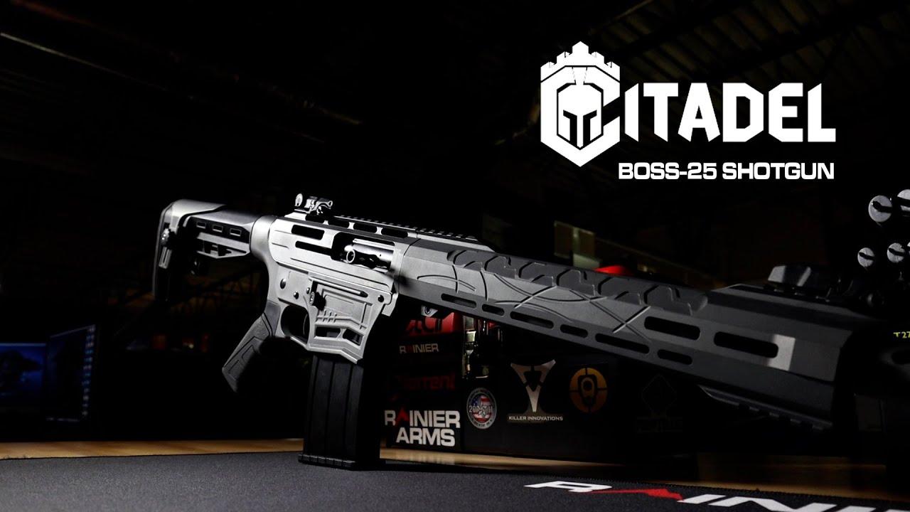 Citadel Boss 25 Shotgun