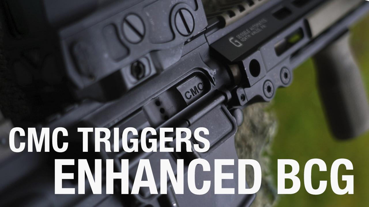 CMC Enhanced Bolt Carrier Group