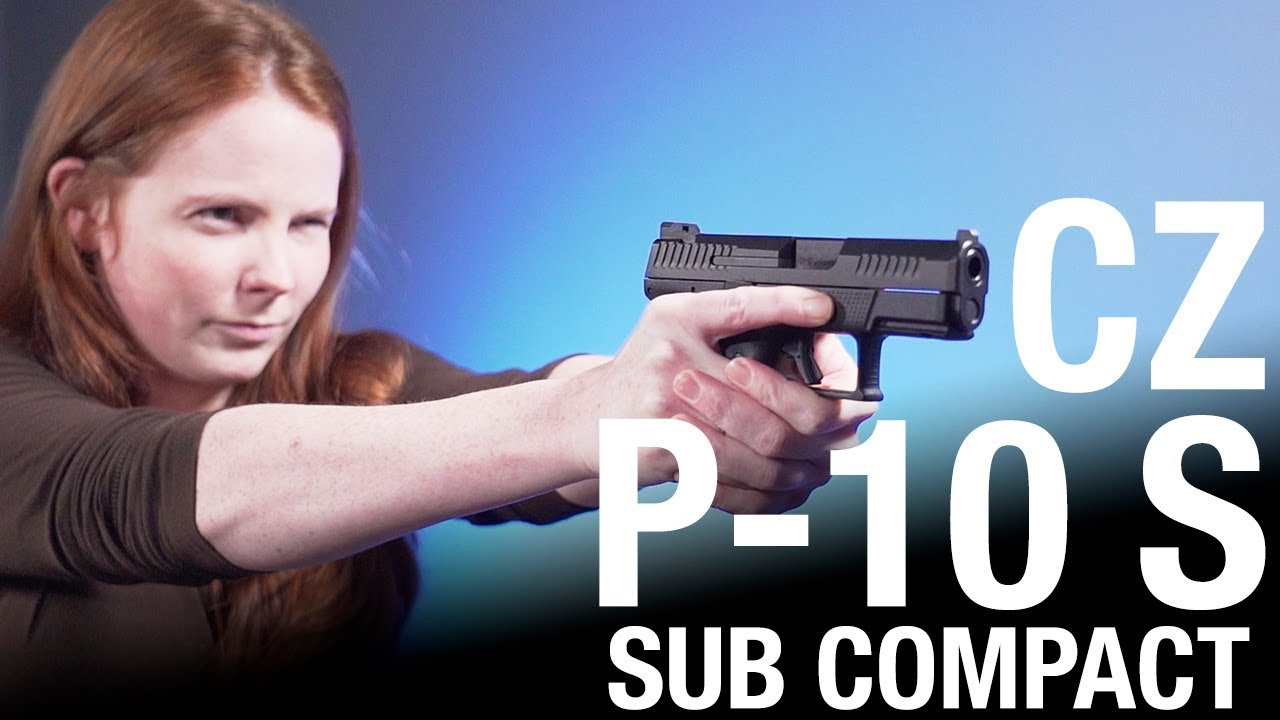 CZ P10S - The best concealed carry pistol?