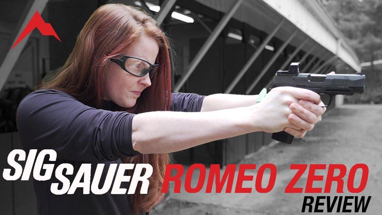 First Look Sig Sauer Romeo Zero
