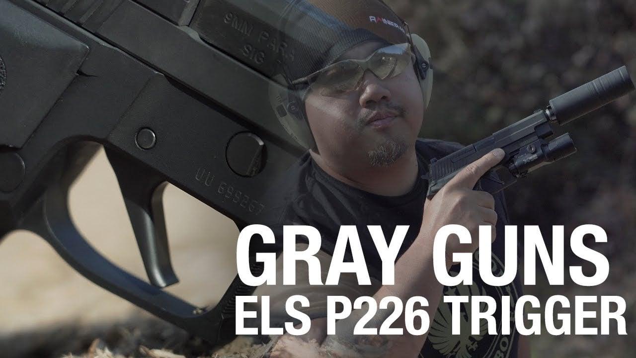 Gray Guns ELS Trigger... the P226 perfected?