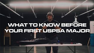How to prepare for a USPSA Major W Aaron Jolly
