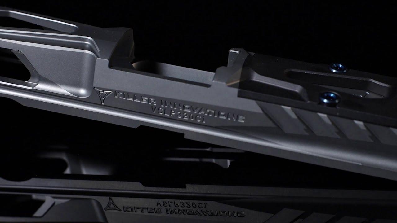 Killer Sig P320C Slide Video