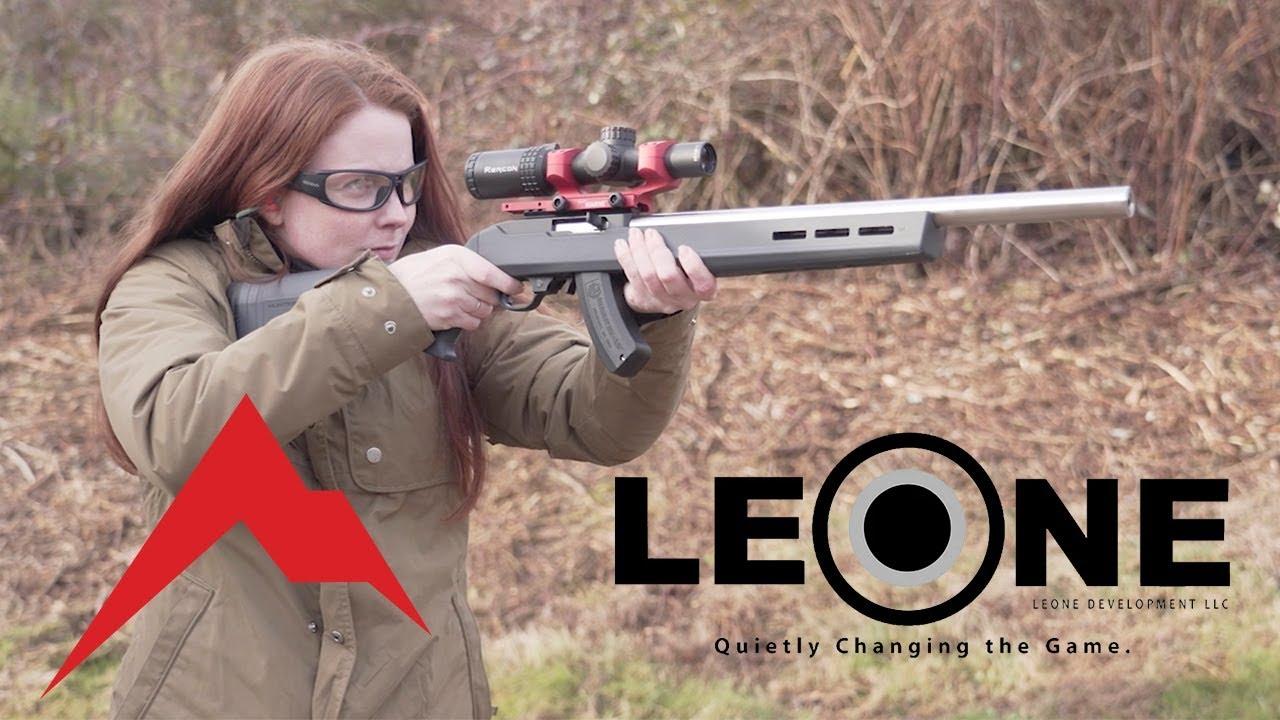 Leone Development 10/22 Integral Suppressor