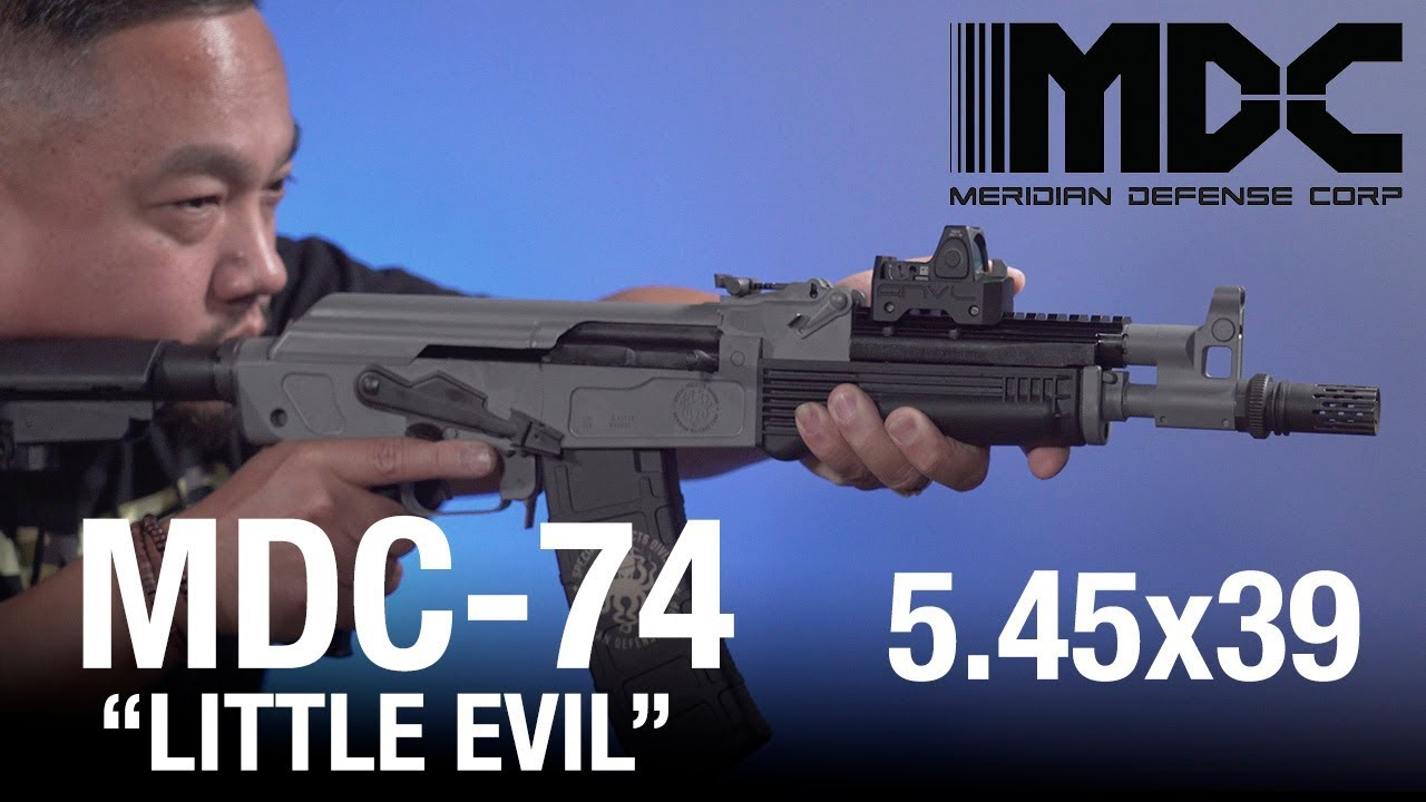 Meridian Defense MDC-74 'Little Evil'