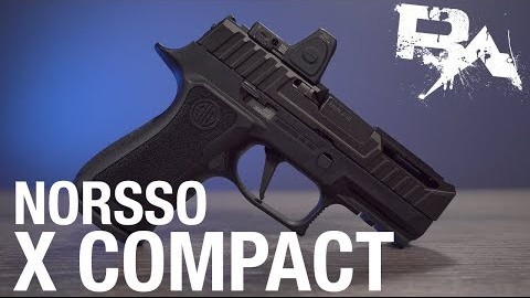Norsso X Compact Slide