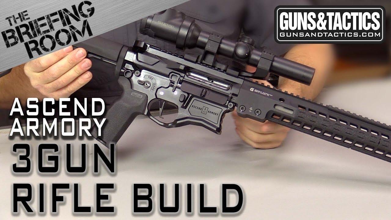 The Best 3gun Rifle Build