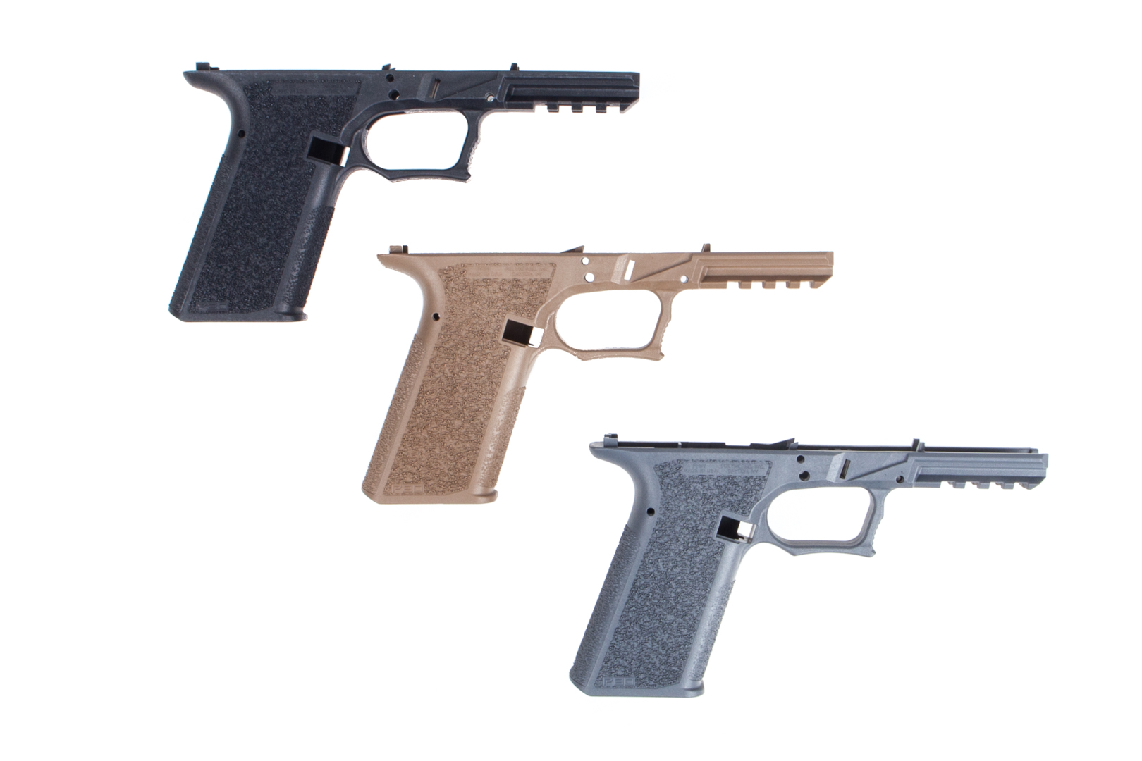 Polymer80 PFC9 Serialized Glock 19/23 Pistol Compact Frame