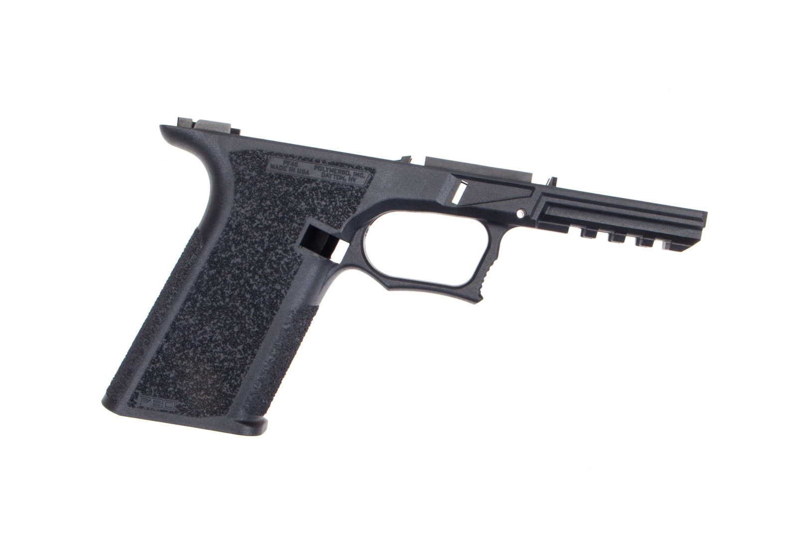 Polymer80 80% Glock 17/22 - PF940v2- Black - 80% Lowers