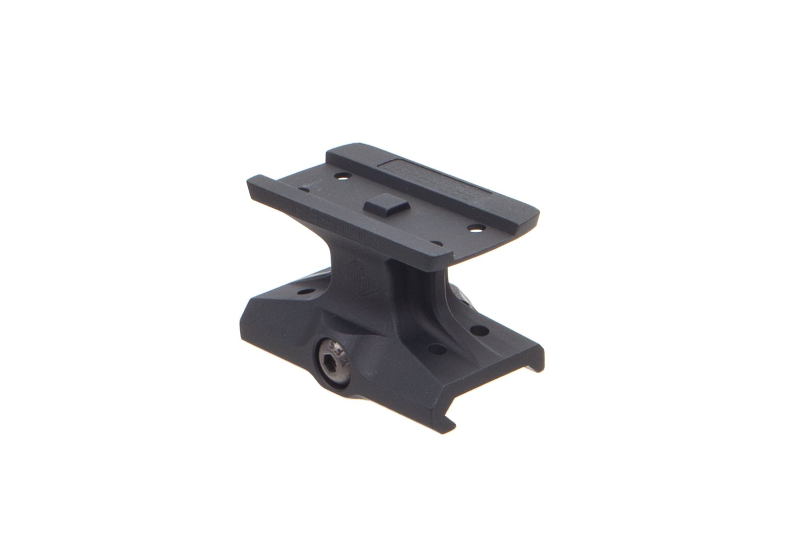 Reptilia Corp DOT Mount Lower 1/3 Co-Witness for Aimpoint T-1/T-2 - Black