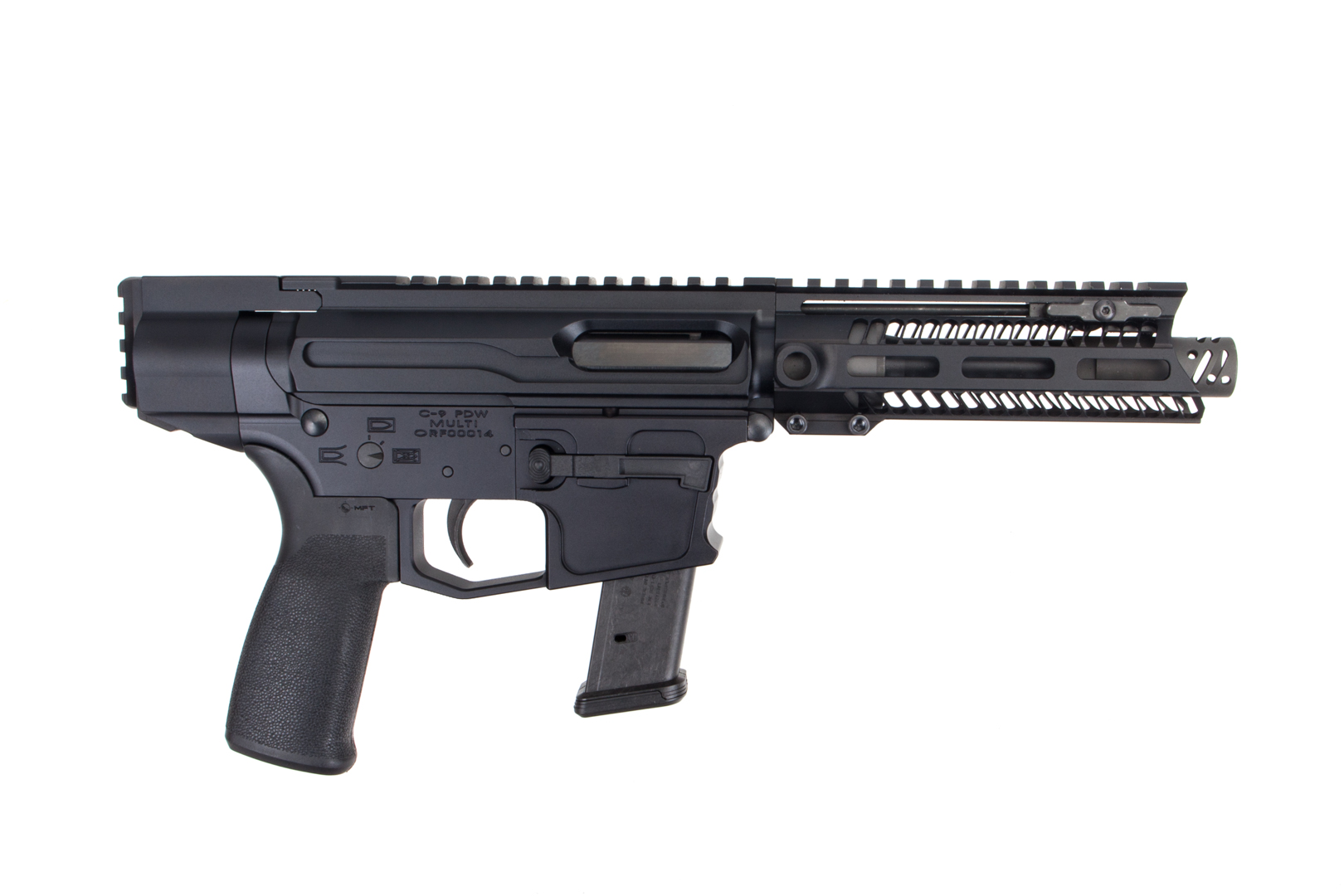 New Frontier Armory C-5 PDW 9MM Pistol - 5