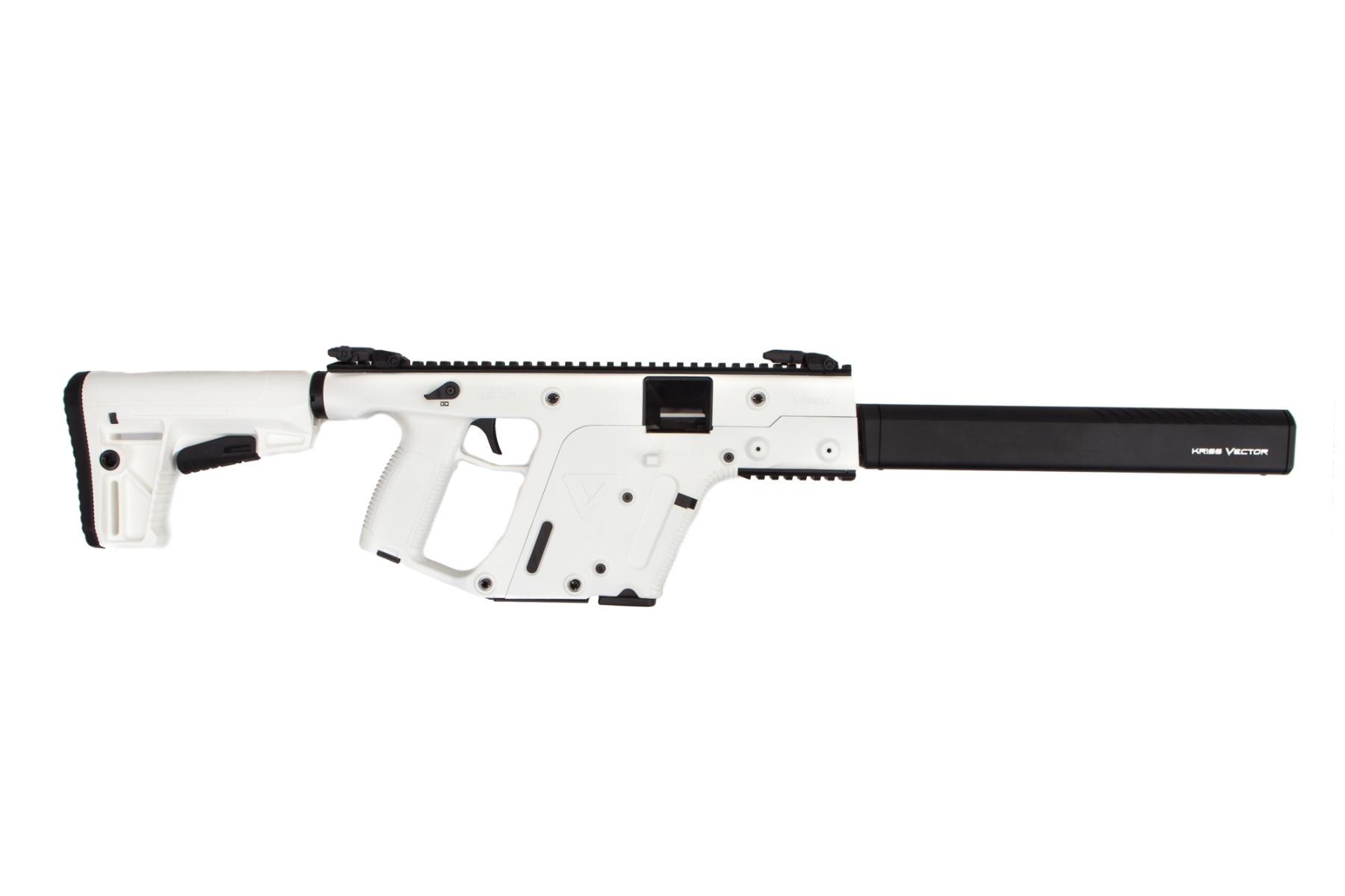 KRISS Vector Picatinny Side Rail Kit - 7 SLOTS - Accessories