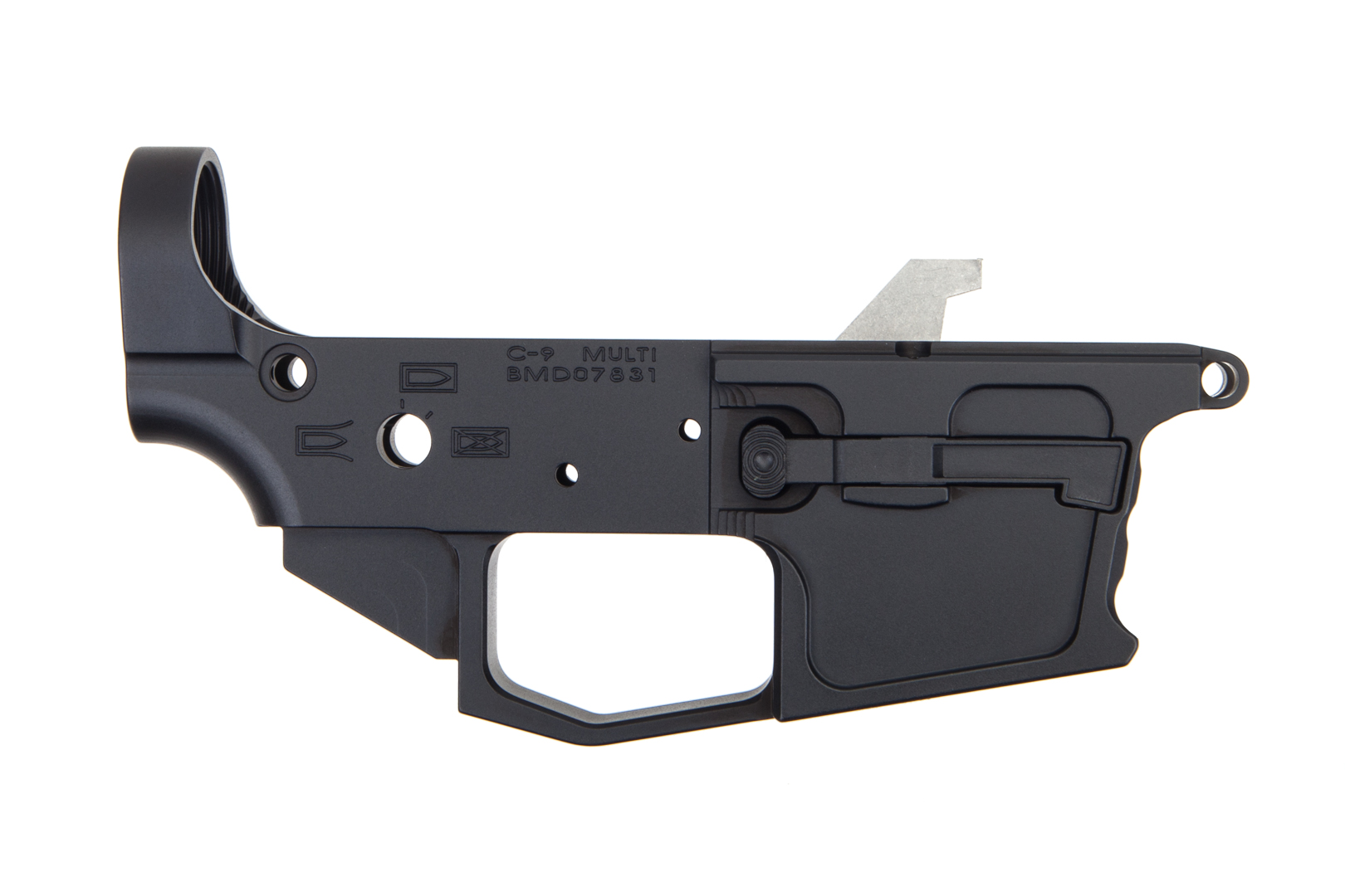 New Frontier Armory C-5 Stripped Billet Lower - Stripped