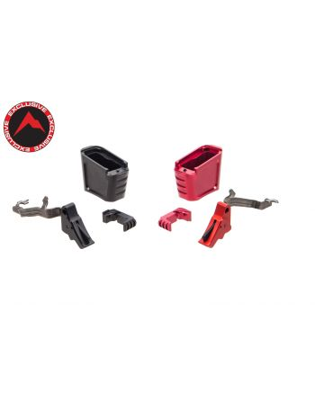 Tyrant Design / Apex Tactical BLACK FRIDAY Glock 43 Enhancement Kit (Rainier Arms Exclusive)