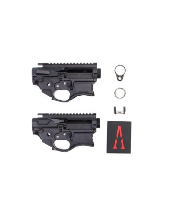 Ascend Armory AR-15 Matched 6061 Billet Receiver Set Black Friday Bundle (Rainier Arms Exclusive) - (PRE-ORDER)