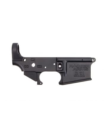 Rainier Arms AR-15 Forged Lower Receiver
