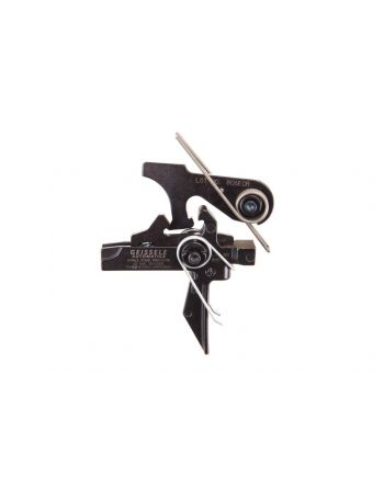 Geissele Single-Stage Precision Trigger (SSP) - Flat Bow