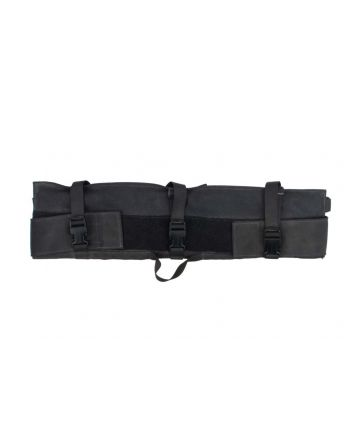 PANTEL TACTICAL SCOPE COVER - Black Large
