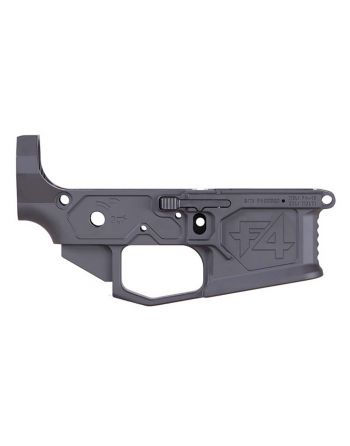 F4 Defense F4-15 Stripped AR-15 Lower Receiver