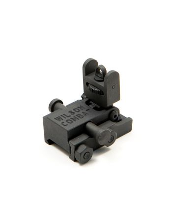 Wilson Combat Flip Up Rear Sight - Spring Loaded
