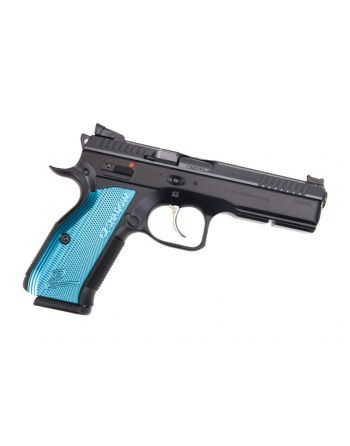 CZ SHADOW 2 9MM BLUE/BLK 17RD Pistol