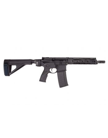 Daniel Defense M4 V7 5.56MM Pistol w/ Law Tactical Folder (DDM4V7P) - 10.3