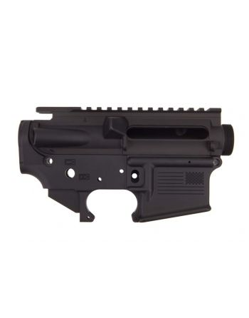 Aero Precision Special Edition Freedom AR15 Receiver Set - Black