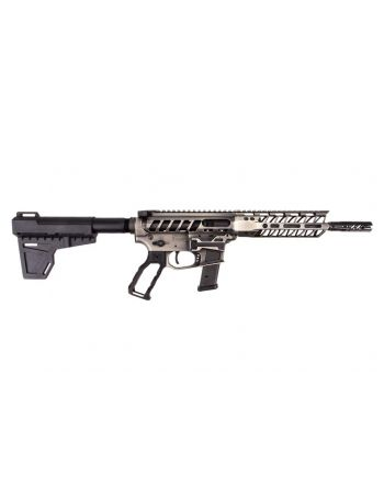 F-1 Firearms UDP 9mm Skeletonized Pistol - 8.3