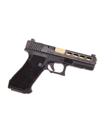 Zev Technologies Dragonfly Glock 17 Gen3 -BLK Dimpled Non Threaded Barrel