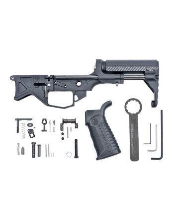 Battle Arms Development AR-15 Monolithic PDW Lower Receiver + Stock System