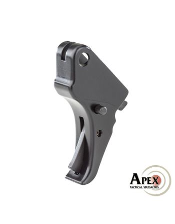 Apex Tactical M&P M2.0 Shield Action Enhancement Trigger - Black