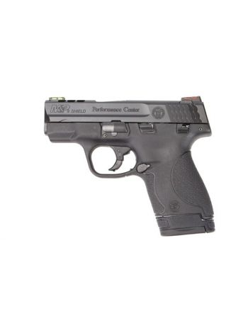 Smith & Wesson  M&P Performance Center Ported SHIELD 9mm Pistol