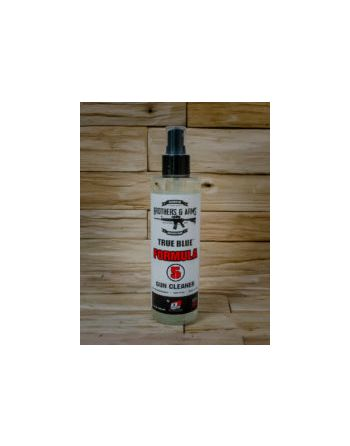 Brothers and Arms TRUE BLUE Formula 5 Cleaner - 8 oz Spray