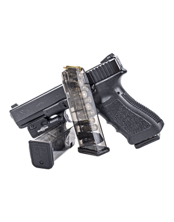 Elite Tactical Systems Glock 17 - 9mm, LIMITED 10 Rd