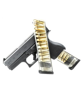 Elite Tactical Systems Group 9mm Glock 43 Magazine 12 Round Capacity