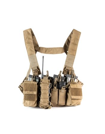 Haley Strategic Disruptive Environments Chest Rigs - Coyote
