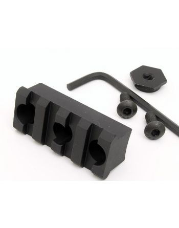 Midwest Industries 2 Piece Forearm Offset Rail Section
