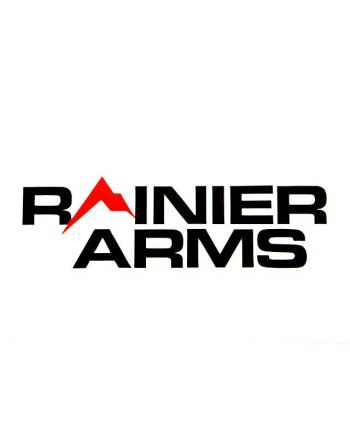 Rainier Arms Decal/Sticker Black