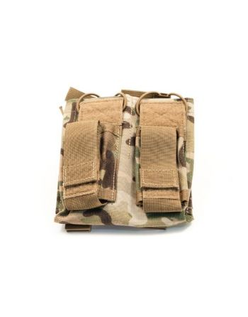 Tactical Tailor - 5.56 Double Magna Mag Combo Pouch - MC