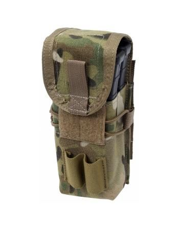 Tactical Tailor - 5.56 Double Mag Pouch - Multi Cam