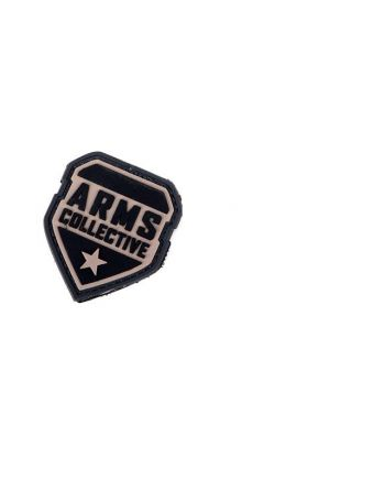 Arms Collective Patch - Black